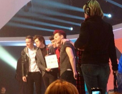 One Direction, Red Nose Day