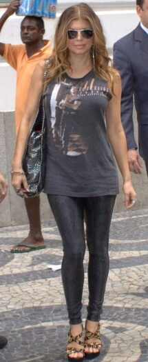 Fergie, Fergie leggings