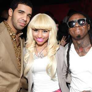 Drake, Nicki Minaj, Lil Wayne