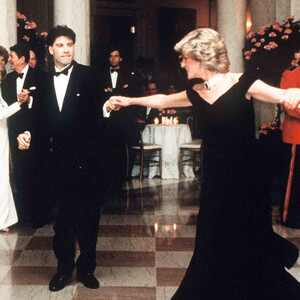 Princess Diana, John Travolta