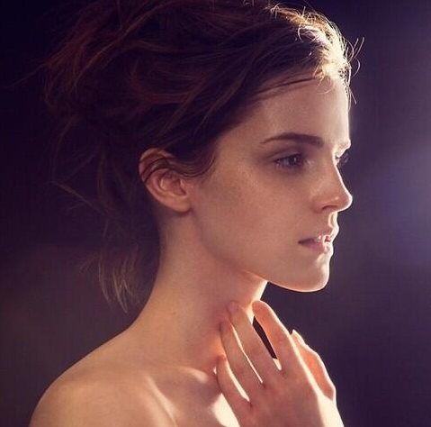 Emma Watson, Natural Beauty