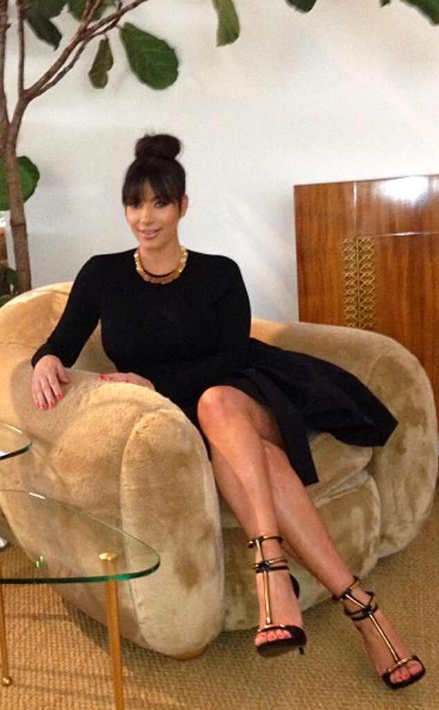 Kim Kardashian, Furniture Shopping