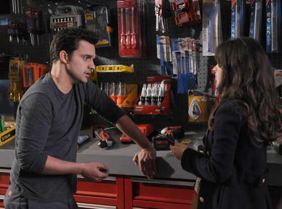 NEW GIRL, Zooey Deschanel, Jake Johnson,