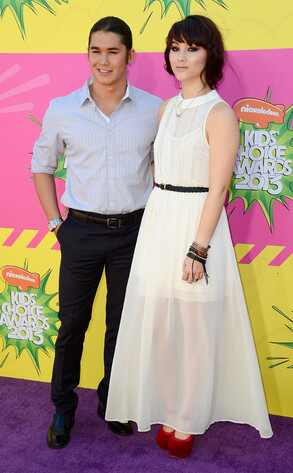 Booboo Stewart, Fivel Stewart, Kids Choice Awards