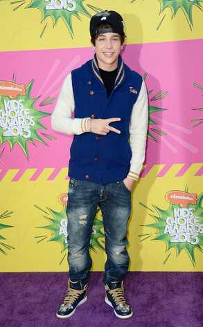 Austin Mahone, Kids Choice Awards
