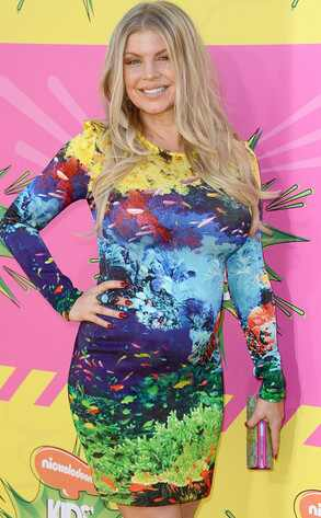 Fergie, Kids Choice Awards