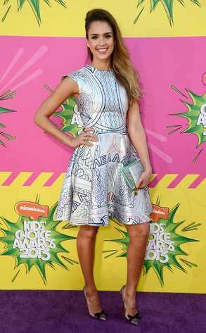 Jessica Alba, Kids Choice Awards