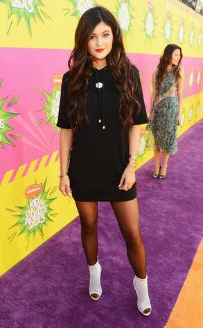 Kylie Jenner, Kids Choice Awards
