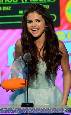 Selena Gomez, Kids Choice Awards Show