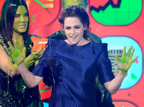 Kristen Stewart, Kids Choice Awards Show