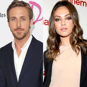Ryan Gosling, Kate Upton, Mila Kunis, Zac Efron