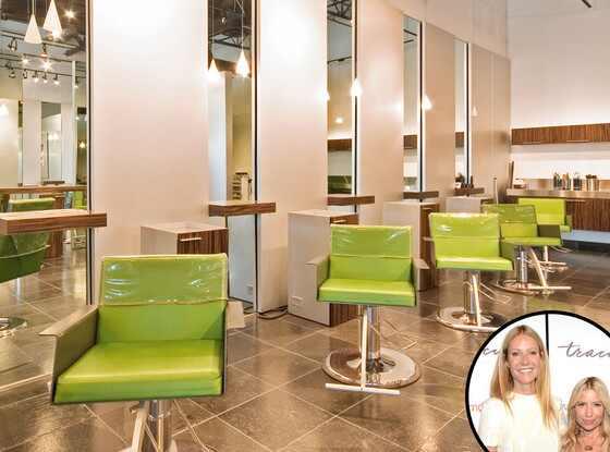 Gwyneth paltrow abre un sal n de belleza ecol gico e for Abrir un salon de belleza
