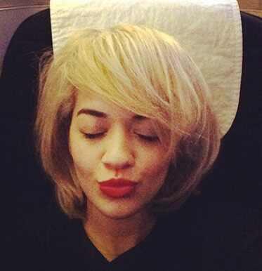 Rita Ora, Instagram