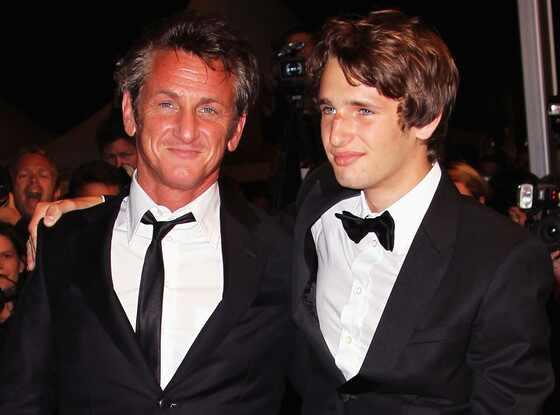 Sean Penn, Hopper Penn