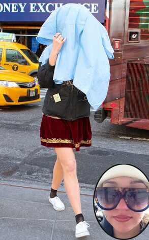 Amanda Bynes Enrolls at Fashion College, Wears Twerk Team