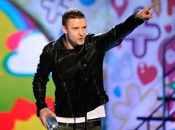 Justin Timberlake, Nickelodeon