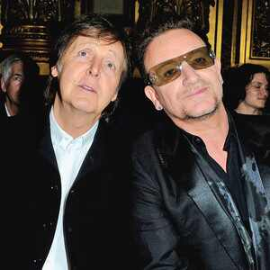 Paul McCartney, Bono