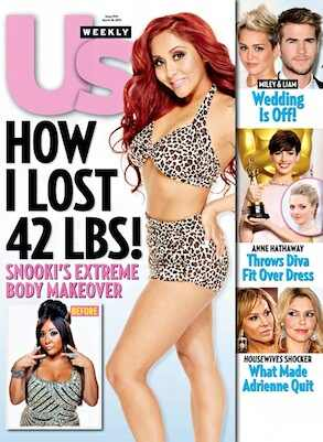 Snooki, Us Weekly