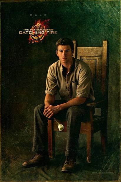 Catching Fire, Em Chamas, Liam Hemsworth
