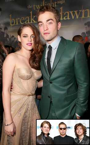 Hanson, Kristen Stewart, Robert Pattinson