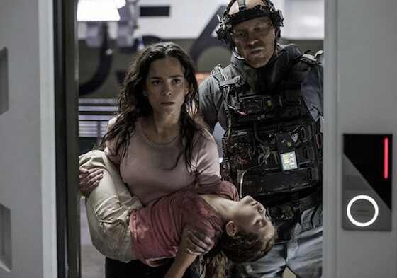 Elysium, Wagner Moura, Alice Braga, Matt Damon
