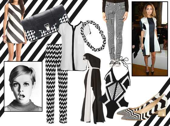 Black and White Collage