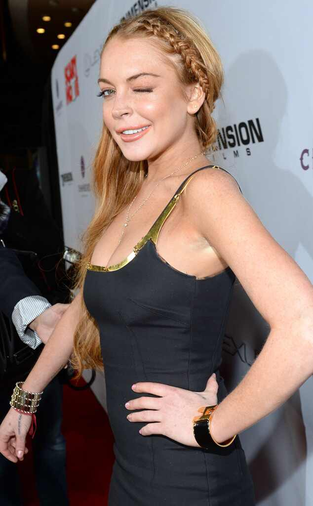 Lindsay Lohan, Scary Movie 5
