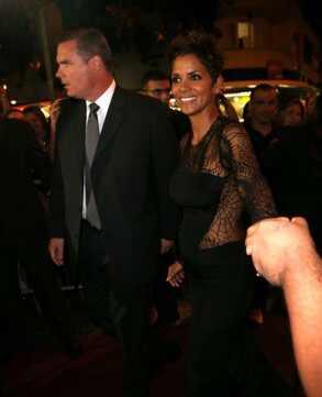Halle Berry lança filme no Rio de Janeiro