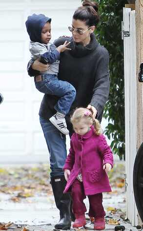 Sandra Bullock and Melissa McCarthy's Kids Have a Special ...