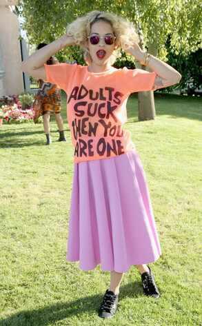 Rita Ora, Coachella 2013