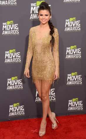 Selena Gomez, MTV Movie Awards
