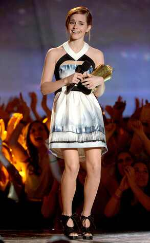 MTV Movie Awards Show, Emma Watson