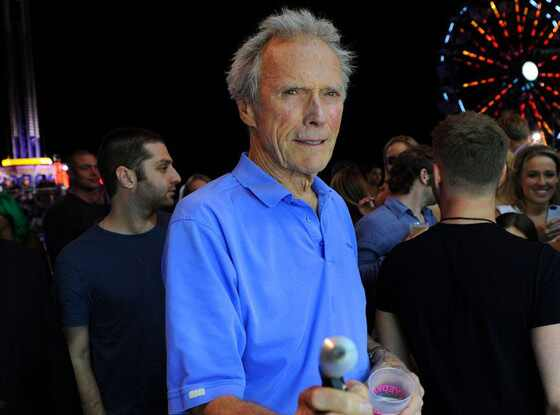 Coachella 2013, Clint Eastwood