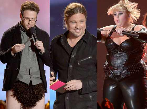 Lista completa dos vencedores do <i>MTV Movie Awards 2013</i>