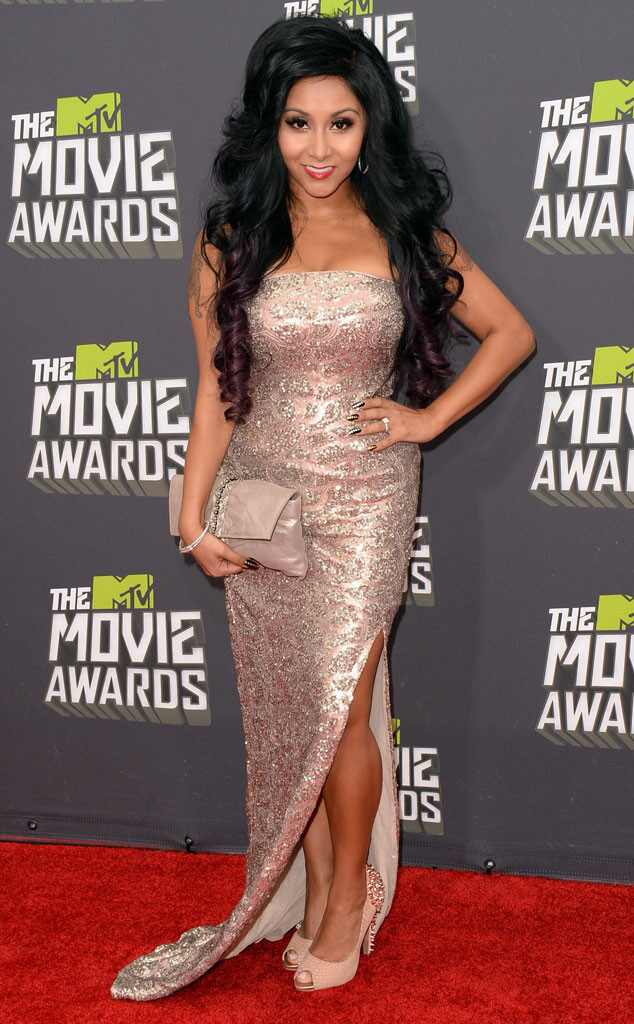 Snooki Nicole Polizzi, MTV Movie Awards
