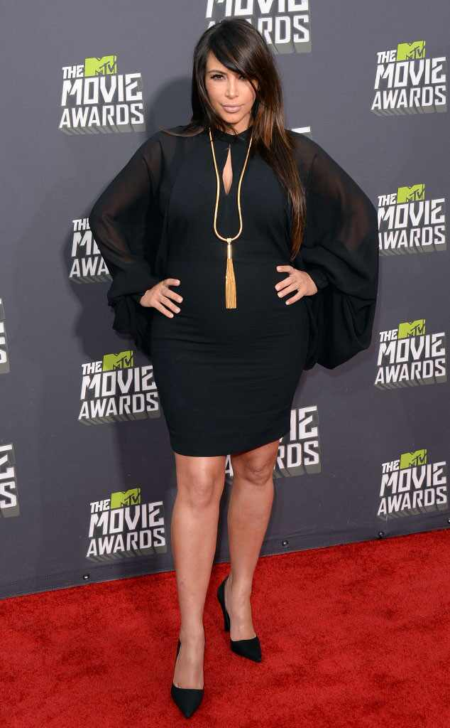 Kim Kardashian, MTV Movie Awards