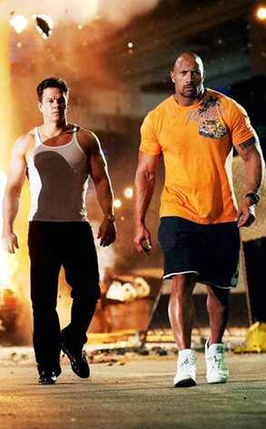 Pain and Gain, Mark Wahlberg, Dwayne Johnson