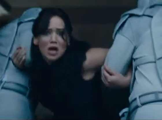 Hunger Games: Catching Fire Trailer