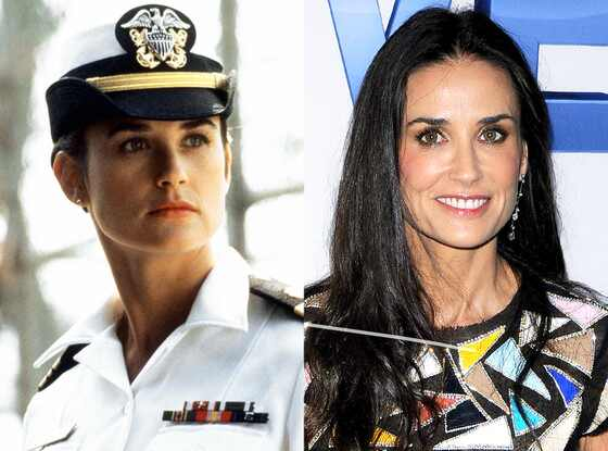 Demi Moore, A Few Good Men