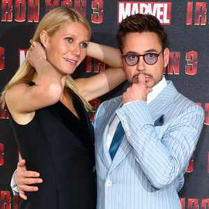 Gwyneth Paltrow, Robert Downey Jr.