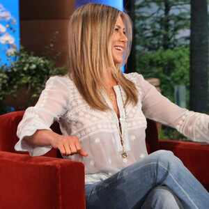 Jennifer Aniston, The Ellen DeGeneres Show
