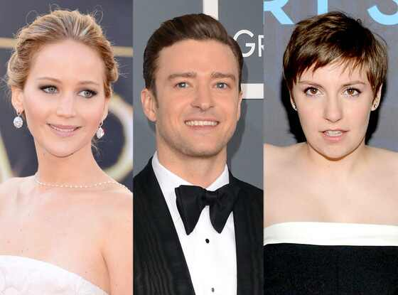 Jennifer Lawrence e Justin Timberlake entre os mais influentes do mundo