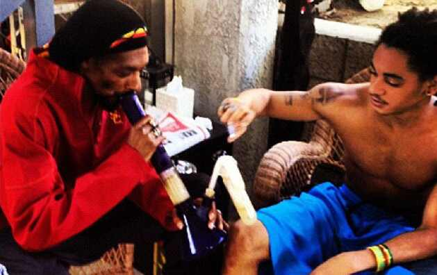 Corde Broadus, filho, Snoop Dogg,