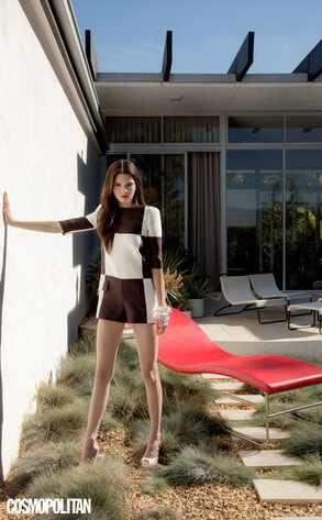 Kendall Jenner, Cosmopolitan