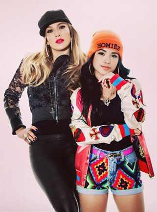 Becky G, Jennifer Lopez