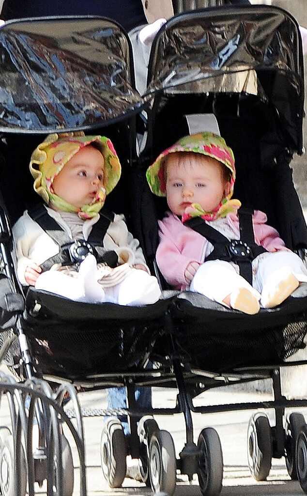 Sarah Jessica Parker, Tabitha Broderick, Marion Broderick, Celebrity Babies