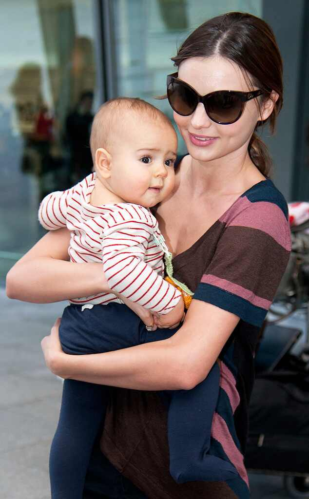 Miranda Kerr, Flynn Bloom, Celebrity Babies