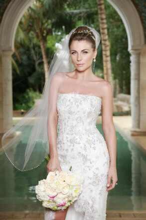 No creerás quién diseñó el vestido de novia Ludwika Paleta… | E ...