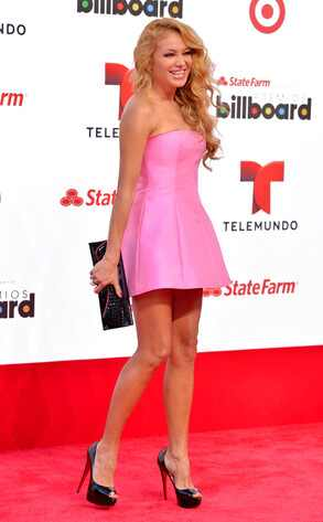 Paula Rubio, Billboard Latin Music Awards 2013