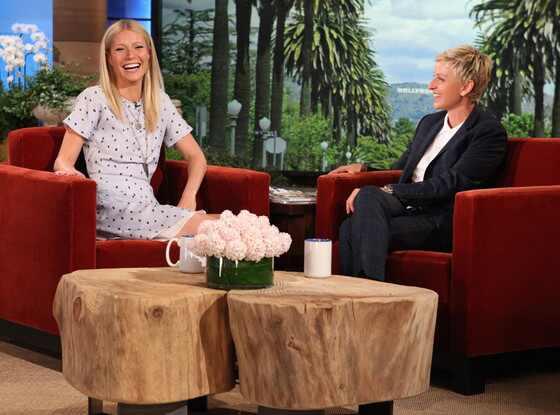 Ellen, Gwyneth Paltrow